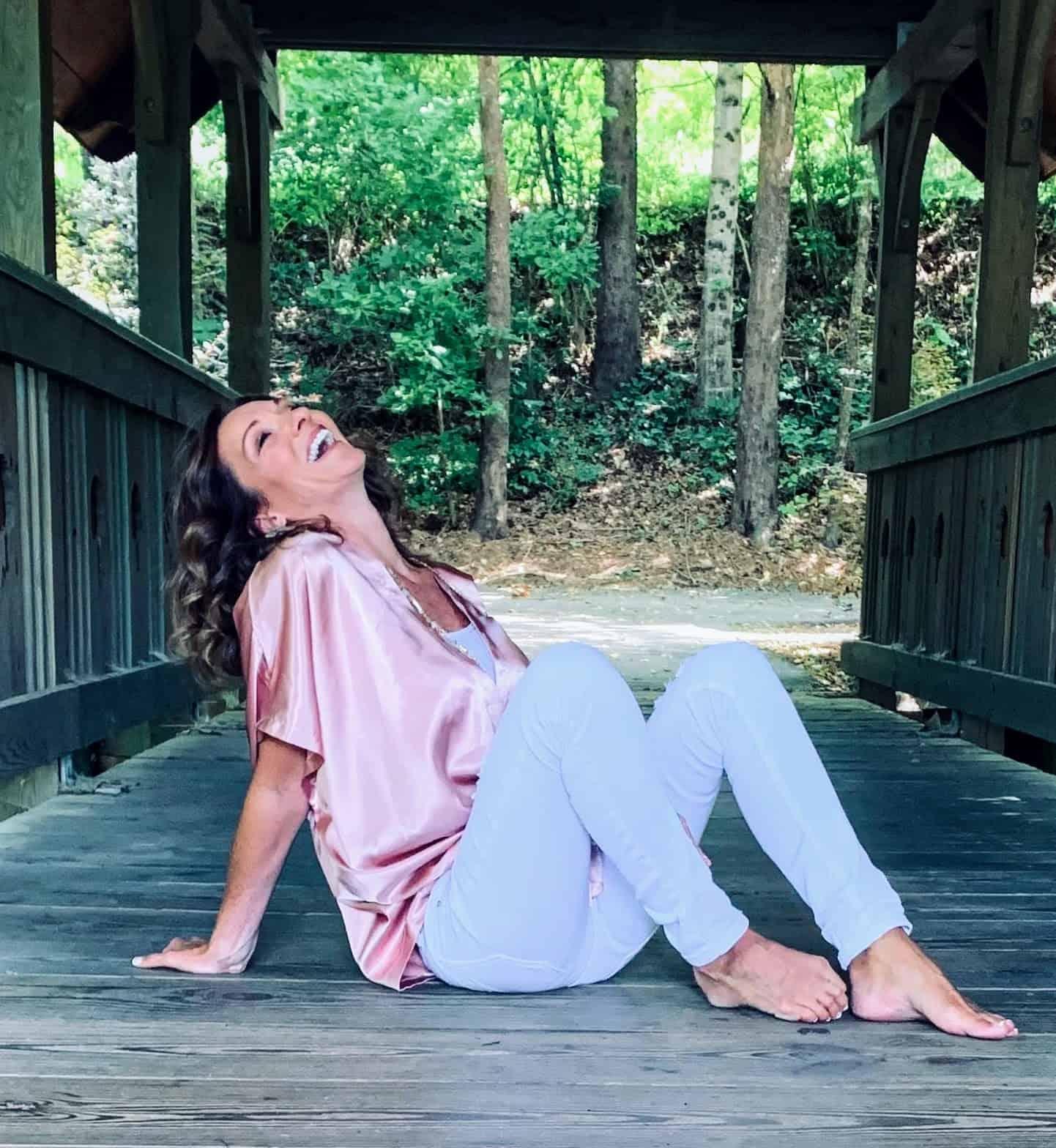 Janelle Draper-Behind the Blog